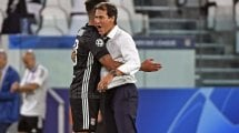 Le message de Rudi Garcia et d'Anthony Lopes aux supporters de l'OL
