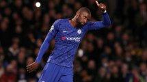 Chelsea : Frank Lampard prêt à relancer Antonio Rüdiger