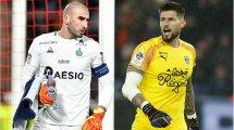 Montpellier prêt à profiter des soucis de Stéphane Ruffier et Benoît Costil !