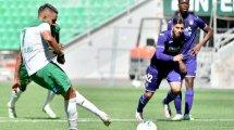 ASSE : Ryad Boudebouz ne rejoindra pas le Qatar SC