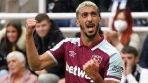 Premier League : West Ham fait le plein à Newcastle
