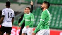 Ligue 1 : Saint-Etienne se casse les dents sur Angers