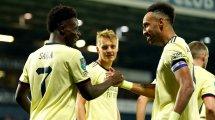 Coupe de la Ligue anglaise : Arsenal étrille West Brom
