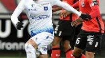 """Hamza Sakhi (Auxerre) : """"c'est notre devoir de donner du plaisir aux supporters"""""""