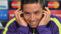 Samir Nasri ravi du retour en bleu de Karim Benzema
