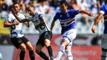 Serie A : l'Inter piégé par la Sampdoria