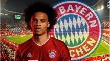 Vidéo : les premières images de Leroy Sané à l'entraînement du Bayern Munich