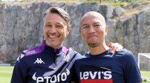 Le très joli geste de Niko Kovac et de l'AS Monaco