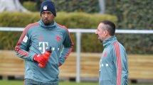 OL : le message de Franck Ribéry à Jérôme Boateng