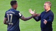 Hansi Flick avait conseillé à Jérôme Boateng de signer à l'OL