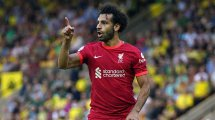 Liverpool : Mohamed Salah se considère comme le meilleur joueur tout le temps