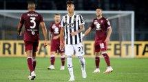 Juventus : Kaio Jorge prêté cet hiver ?