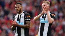 Newcastle : une bagarre entre deux joueurs après la défaite contre Tottenham