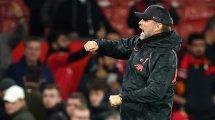 Liverpool : Jürgen Klopp ne s'attendait pas à un tel score face à Manchester United