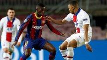 Serge Gnabry préfère Ousmane Dembélé à Kylian Mbappé