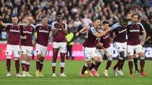 League Cup : West Ham élimine Manchester City, Liverpool et Tottenham assurent