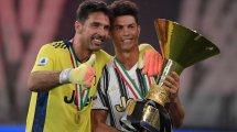 Juventus : Gianluigi Buffon réagit au départ de Cristiano Ronaldo