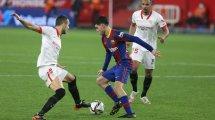 LaLiga : Séville-Barcelone reporté