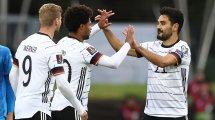 Qualifs CdM 2022 : l'Italie et l'Allemagne déroulent, l'Angleterre se fait piéger en Pologne