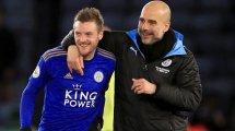 Manchester City : Pep Guardiola donne son avis sur Jamie Vardy