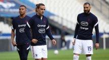 EdF : Karim Benzema revient sur sa relation avec Antoine Griezmann et Kylian Mbappé