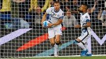 Inter : Edin Dzeko fait aussi bien que le Brésilien Ronaldo