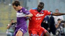 Naples : Kalidou Koulibaly réagit aux insultes racistes reçues face à la Fiorentina