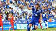 Ligue 2 : Bastia fait tomber Ajaccio et s'adjuge le derby de Corse