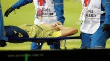 Colombie : grave blessure de Santiago Arias contre le Vénézuela