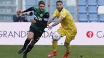 Serie A : Sassuolo retrouve le chemin de la victoire face à Vérone