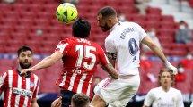 Liga : grâce à Benzema, le Real arrache le nul face à l'Atlético