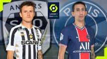 Angers - PSG : les compositions sont tombées