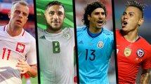 Le onze des joueurs qui font une meilleure carrière avec leur sélection qu'en club