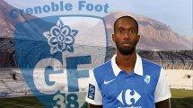 Grenoble : Willy Semedo a des touches