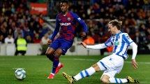 Manchester City et le Barça touchent au but pour leur échange