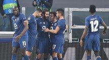 Juventus-FC Porto : les notes du match