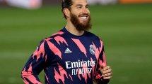 Real Madrid : la liste des 4 favoris pour remplacer Sergio Ramos