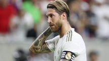 Real Madrid : Sergio Ramos et Florentino Pérez enterrent la hache de guerre