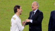 Sergio Ramos accorde un délai au Real Madrid