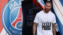 PSG : Sergio Ramos très bientôt à l'entraînement collectif ?