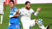 Le Real Madrid tremble pour l'après Sergio Ramos
