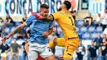Serie A : la Lazio se fait peur mais s'impose dans un derby de Rome animé