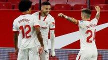 Liga : Youssef En-Nesyri offre le derby au Séville FC face au Betis