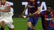 Jules Koundé priorité en défense de Manchester United