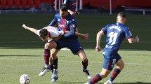 Liga : le Séville FC assure l'essentiel contre Huesca