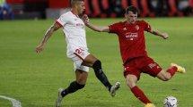 Liga : le FC Séville retrouve le chemin de la victoire face à Osasuna