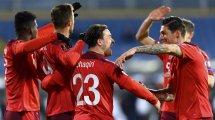 Euro 2020 : ce qu'il faut savoir de la Suisse