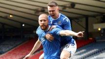 Saint Johnstone bat Hibernian et remporte la Scottish Cup