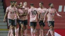 Premier League : la lanterne rouge Sheffield United surprend Manchester United, Leicester freiné à Everton