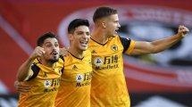 Wolverhampton prolonge Raul Jimenez